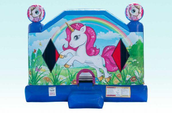 Unicorn Jumper Bouncy House