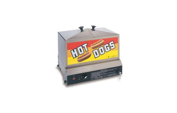 Rent this hot dog steamer
